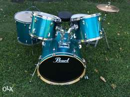 Pearl Export EX drums for sale
