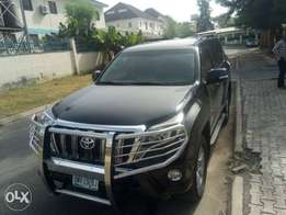 Clean 2014 Toyota Land Cruiser Prado