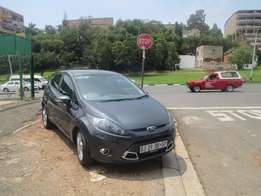 2011 ford fiesta 1.6 sport grey for sale