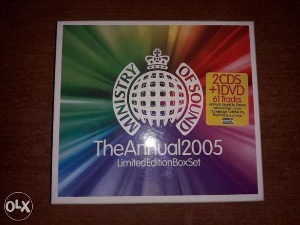 Ministry of Sound Presents: Annual 2005