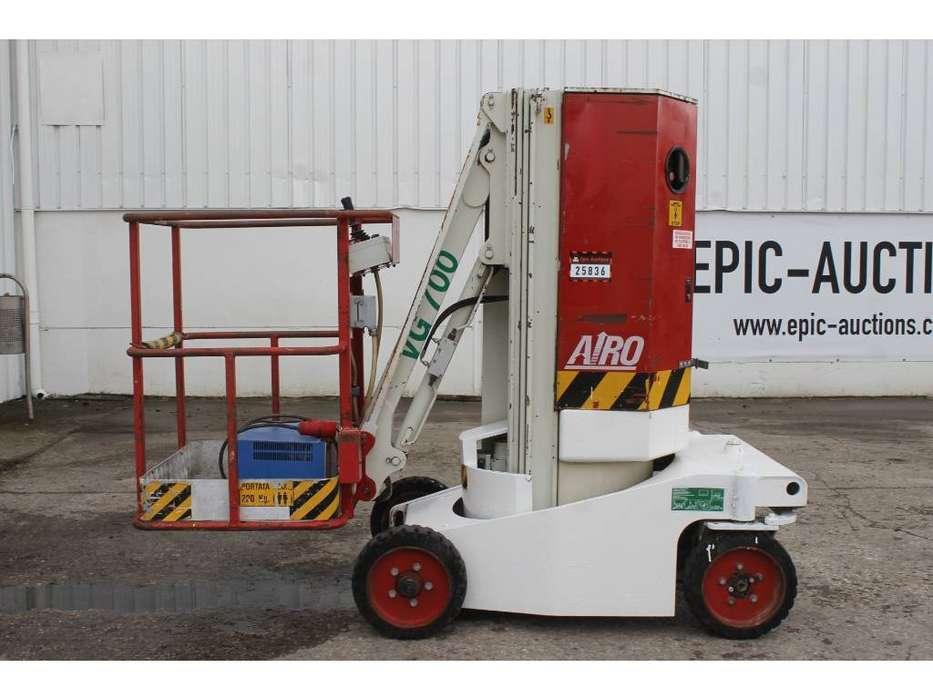Airo V6 700 Electrische Hoogwerker - 1996 - image 2