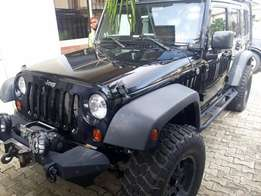 2013 Jeep Wrangler Mojave Available
