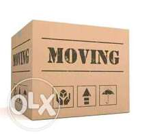 Moving And Relocation Services