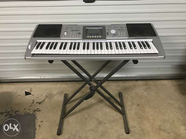 Keyboard with stand Annlin - image 1