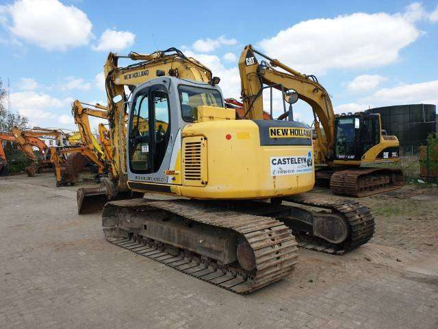 New Holland Kobelco E135sr-1es - 2008 - image 2