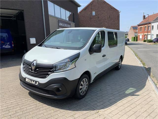 Opel Vivaro L2 DUBBELE CABINE AIRCO NAVIGATIE - 2016