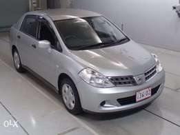 special offer nissan tiida latio saloon