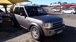 2009 Landrover Discovery 3 tdv6 sport 149000kms R169 900