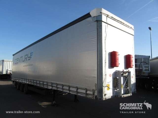 Schmitz Cargobull Curtainsider Mega - 2017