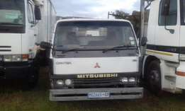 Mitsubishi Canter Dropside diesel