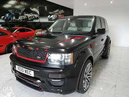 Range rover Sports HSE Custom Made 2010 model. KCP number Loaded wit