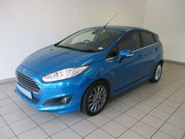 2015 Ford Fiesta 1.0 Eco- Boost Titanium Power shift 5DR Auto