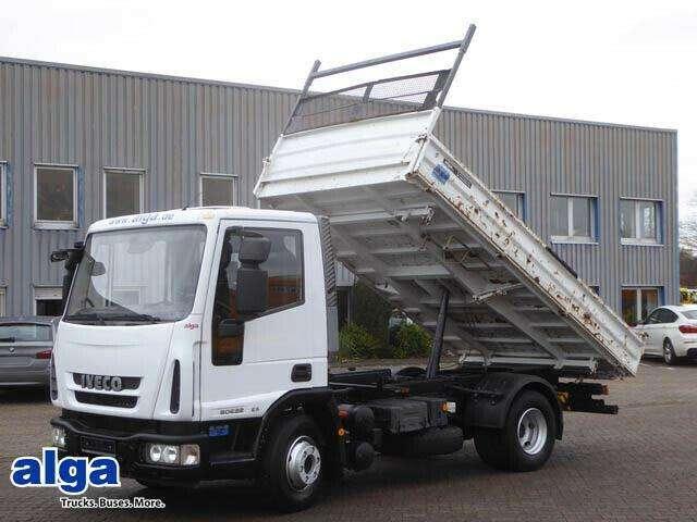 Iveco 80e22k Euro Cargo, 220 Ps, Maul Ahk, Meiller - 2009