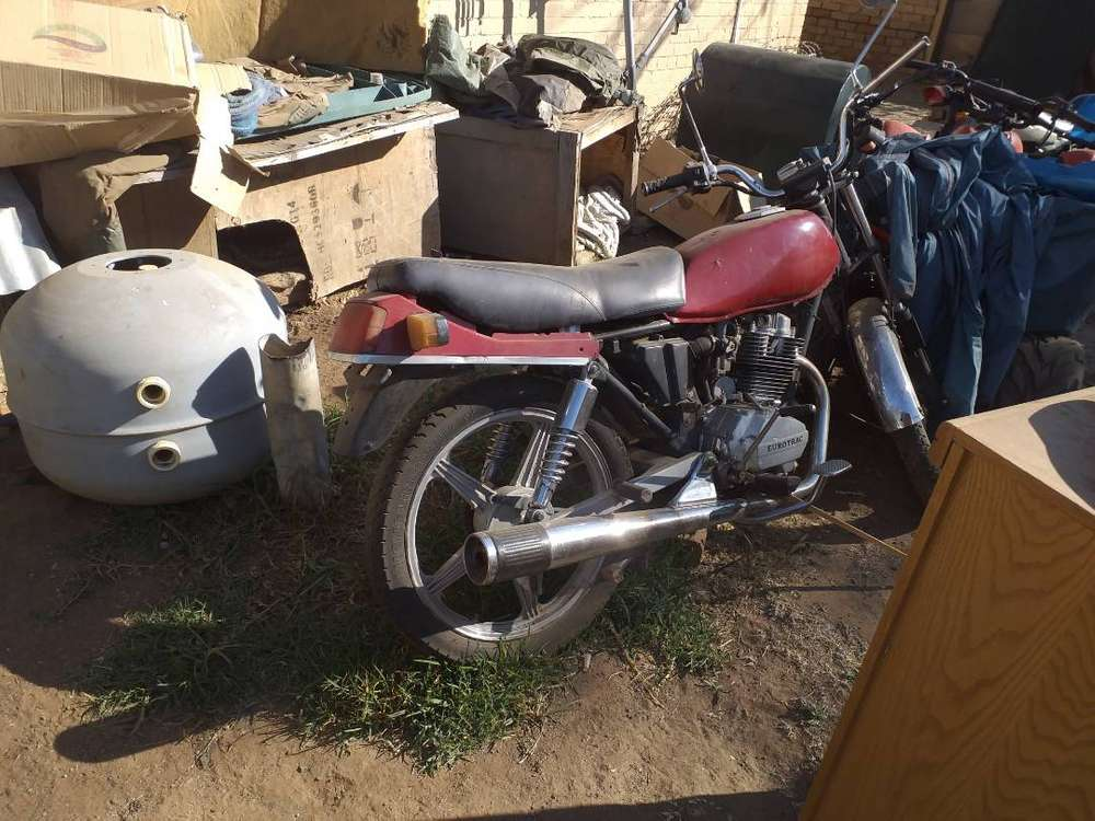 Euro track bike for sale - Motorcycles & Scooters - 1059861688