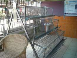 Selling battery cages