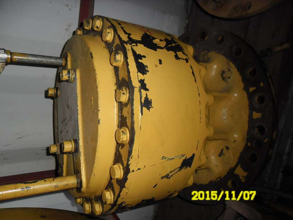 Caterpillar Swing Drive swing motor for 330L excavator for sale | Tradus