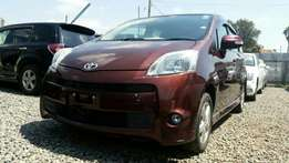 Super clean Toyota Passo Sette1.5L 2009 model.Now buy on hire-purchase