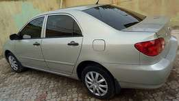 Clean Tokunbo Toyota Corolla (2004) MyCarsNow