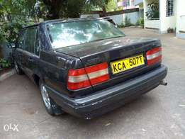 Very clean Volvo KCA for sale