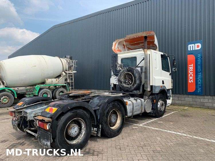 DAF CF 85 430 manual 6x4 full steel - 2007 - image 3