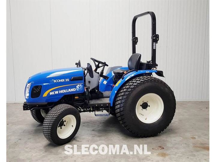 New Holland BOOMER 35-HST - 2018