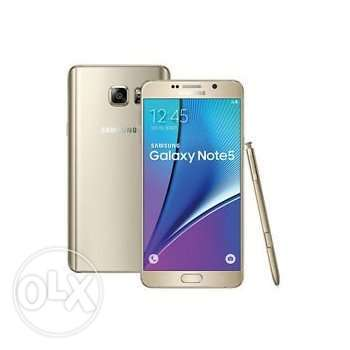 Samsung Note 5 64gb Brand new,Sealed with warranty,Free glass&delivery Nairobi CBD - image 2