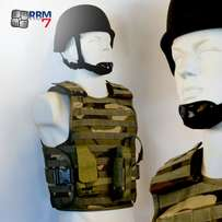 Bullet Proof Vests, Body Armour, Riot Control Equipment