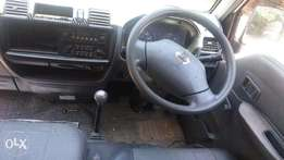 Nissan Vannete fresh import,single tyre,manual,petrol, clean condition