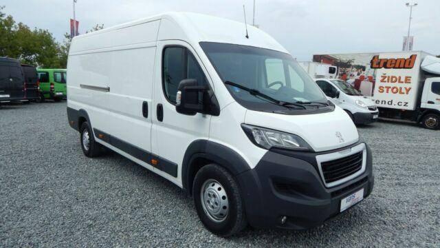Peugeot BOXER 3.0/130KW L5H2 / KLIMA / TEMPOMAT - 2015