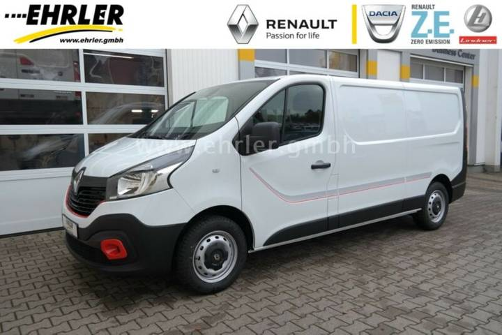 Renault Trafic Limited Edition L2H1 2.9t dCi 120 - 2018