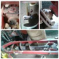 Rovic post hole digger, for sale