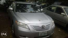 Nigerian used toyota camry (Muscle)