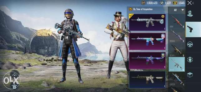 Pubg account for sell level 68 6 to 16 rp max season 13 acce done