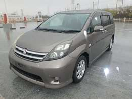 Toyota ISIS 2010 Foreign Used For Sale Asking Price 1,250,000/=