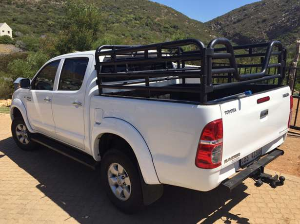Toyota Hilux Double Cab Hunting Rail Frame Mossel Bay - image 1