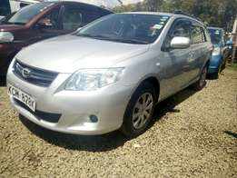 Toyota Fielder KCM Year 2010 for only 1.11million