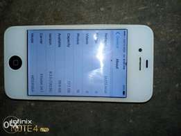 Clean IPhone 4s 32gb All networks enabled and ICloud unlock