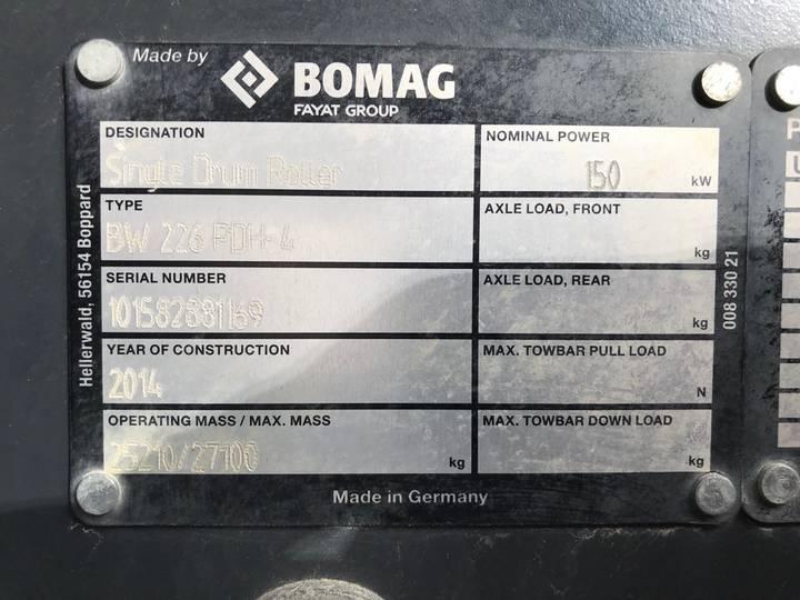 BOMAG BW226 PDH4 - 2015 - image 19