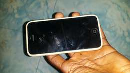 IPhone 5c cul chop