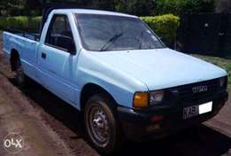Isuzu Tougher Pick Up. Diesel. Manual. Unbelievable superb condition.