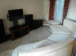 A luxurious 2 bedroom apartment for rent in nyali .