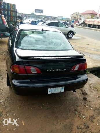 Toyota corolla for sell Port-Harcourt - image 5