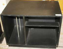 Small Tv Stand Black S022061B