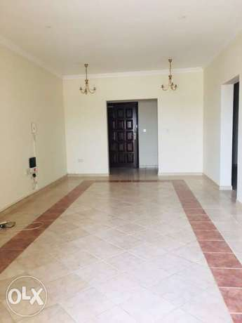 3 BHK semi furnished with balcony at Ain kalhid