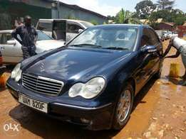 Mercedes Benz C180 on sale
