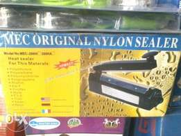 Nylon sealer for sale