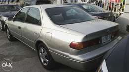 Used 2001 Toyota Camry.