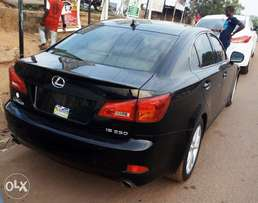 A toks 2008 LEXUS IS250 for sales