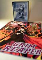 The Classic Marvel Figurine Collection #131 Grim Reaper.
