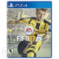 Genuine Fifa 17 for ps4